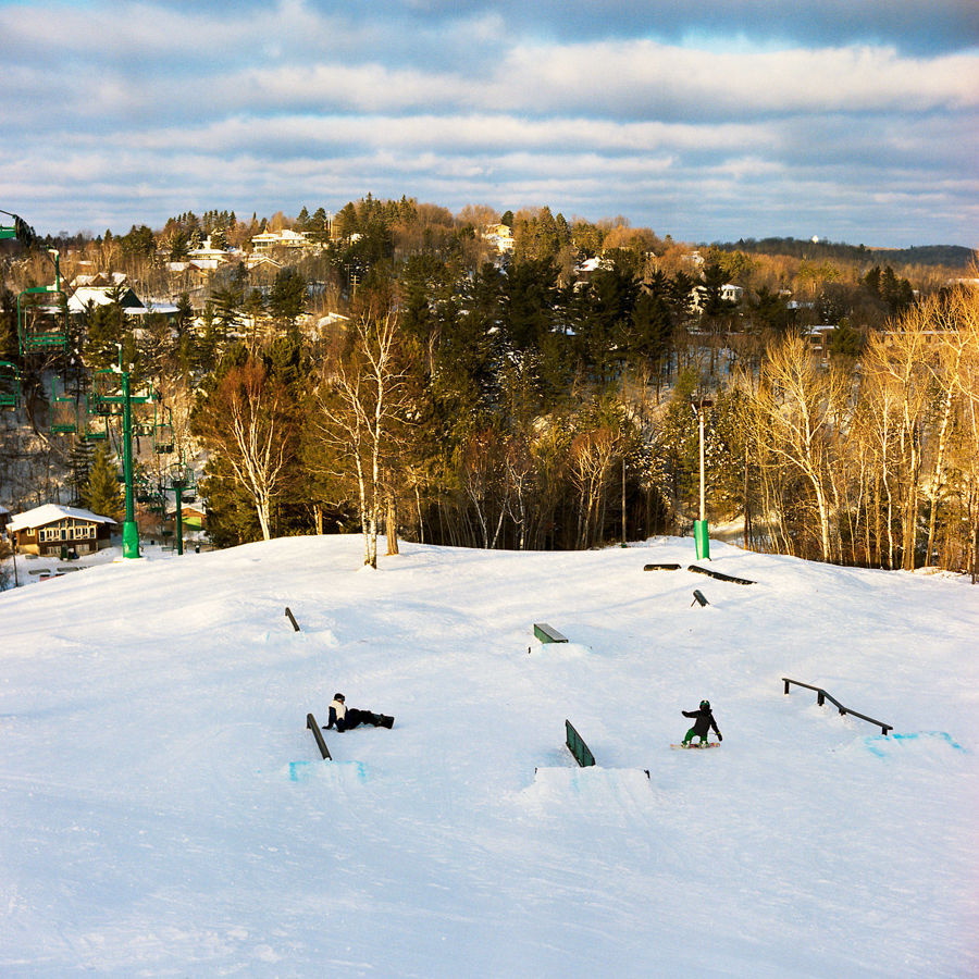 Picture of Chester Park Snowboarding, January 2016