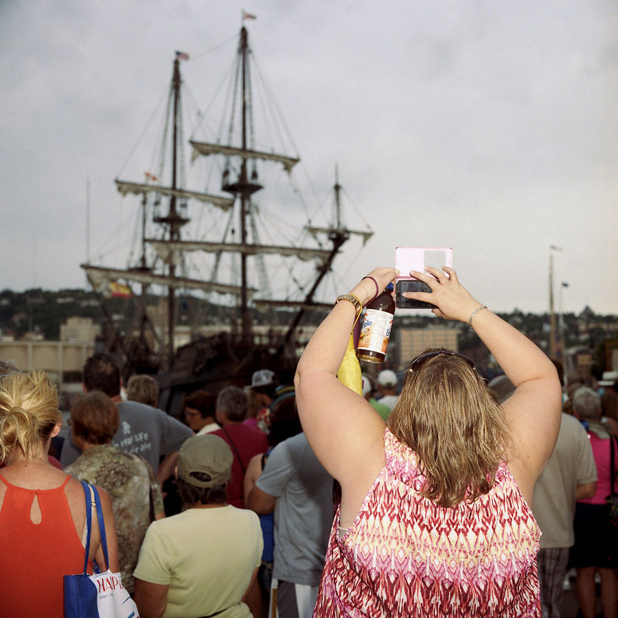 Picture of Tallship Snapshot, August 2016