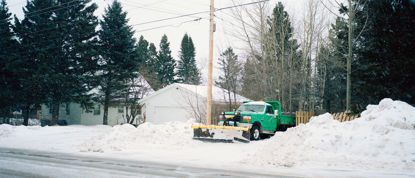 Picture of Green & Gold Plow