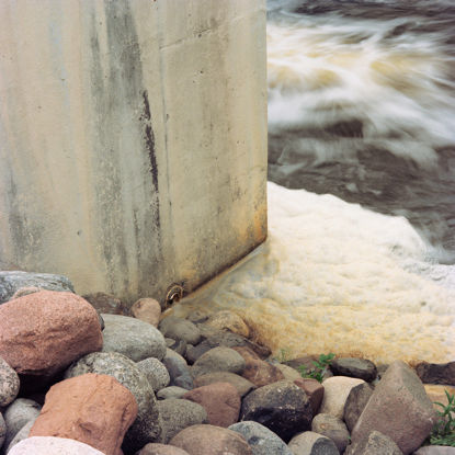 Picture of Foam, Duluth, Minnesota, July 2020