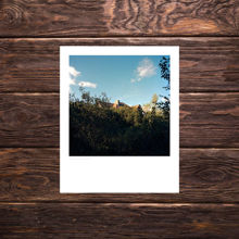 Picture of Peeking House - Everyday Print
