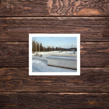 Picture of Hockey Rinks - Everyday Print