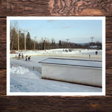 Picture of Hockey Rinks - Museum Edition