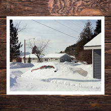 Picture of Buried Car - Museum Edition