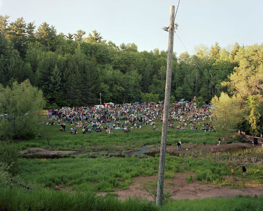Picture of Chester Creek Concert Series: Charlie Parr, Duluth, Minnesota, June 2013