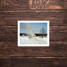 Picture of Burn Pile - Everyday Print