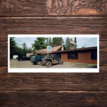 Picture of Elkhorn Lodge - Everyday Print