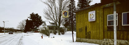 Picture of PJ's Pub, Birnamwood, Wisconsin, December 2017