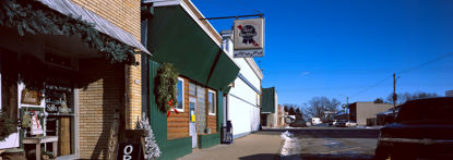 Picture of Mary's Cafe & Pub, Chetek, Wisconsin, December 2017