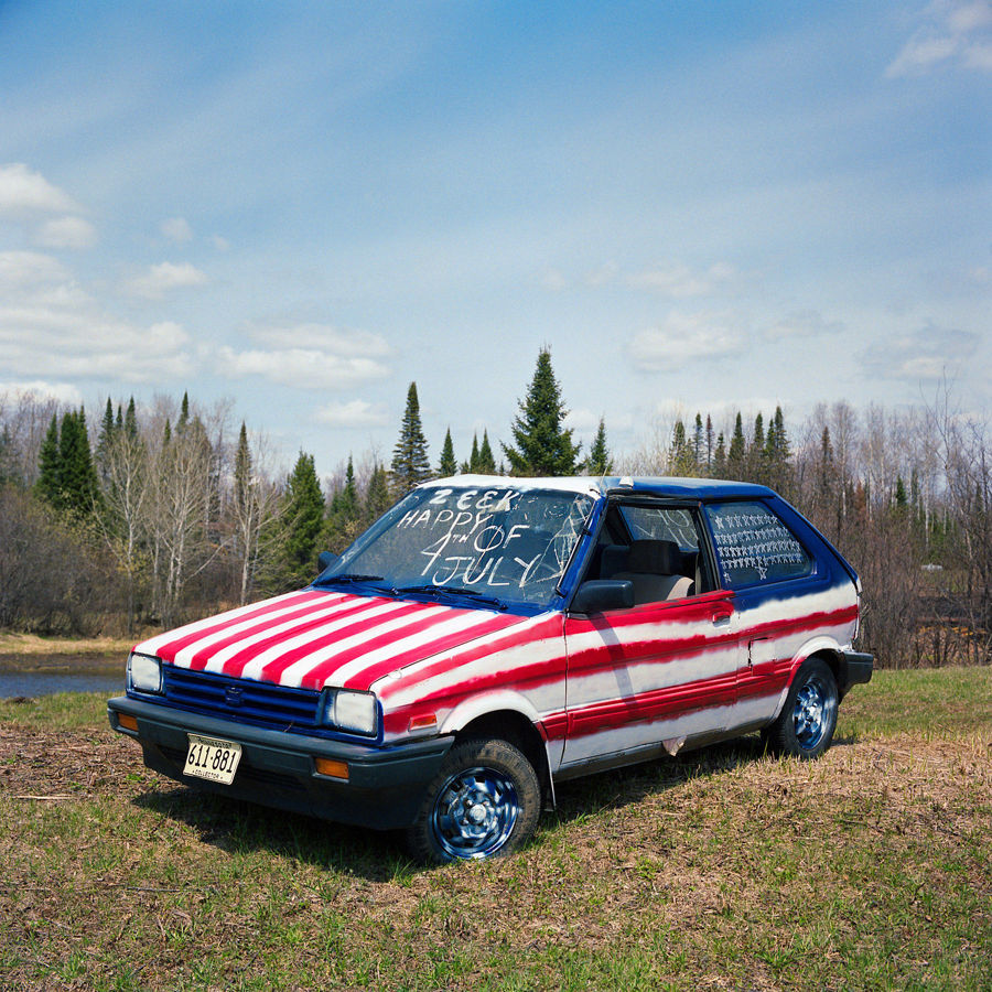 Picture of 4th of July Car, May 2014