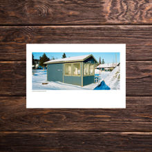 Picture of Fish House - Everyday Print