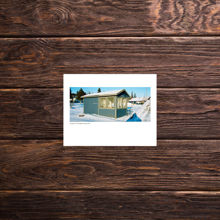 Picture of Fish House - Small Print