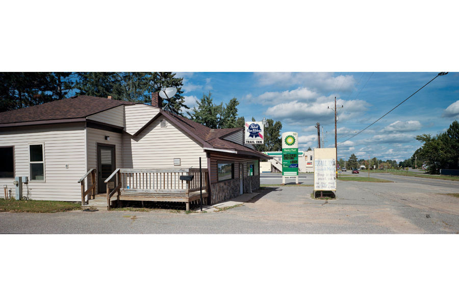 Picture of Trail Inn, Pelican Lake, Wisconsin, September 2018