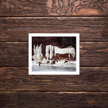 Picture of Ice Caves - Everyday Print