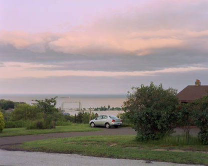 Picture of Parking With A View, Duluth, Minnesota, July 2015