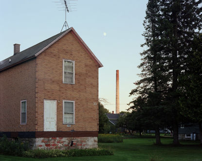 Picture of Moonrise, Gay, Michigan, August 2016