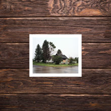 Picture of House Fire - Everyday Print