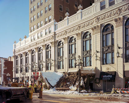 Picture of Greysolon Plaza Collapse, Duluth, Minnesota, December 2013