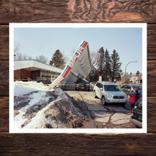 Picture of Gas Station Collapse - Museum Edition