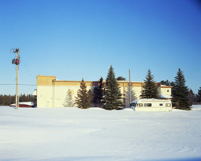 Picture of Theater, K.I.Sawyer AFB, Michigan, March 2014