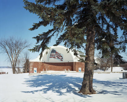 Picture of Memorial Park, Ashland, Wisconsin, March 2014