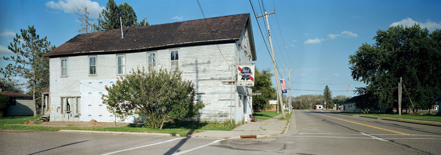 Picture of Carl's Place, Butternut, Wisconsin, September 2018