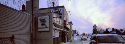 Picture of Player's Bar, Duluth, Minnesota, December 2017
